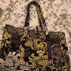 Vera Bradley Computer bag *retired pattern*